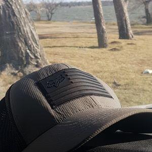 Fox 110 flex fit dri fit mesh hat